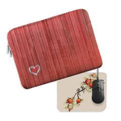 Laptop Sleeve and Mouse Pad