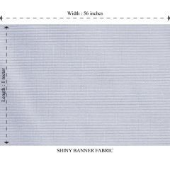 Shinny Banner Fabric