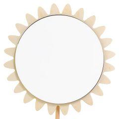 1.Sun Photo Frame