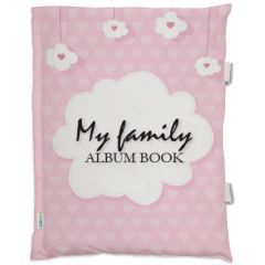 Album Pillow cum book