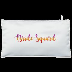 Multicolor bride marriage Cosmetic Pouch