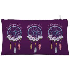Purple dream catcher Cosmetic Pouch