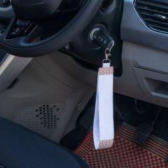 Fabric Loop Keychain
