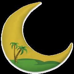 Moon Cushion