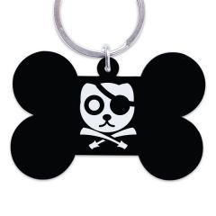 Bone Pet Tag