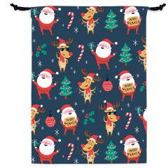 1.Santa Sack bag