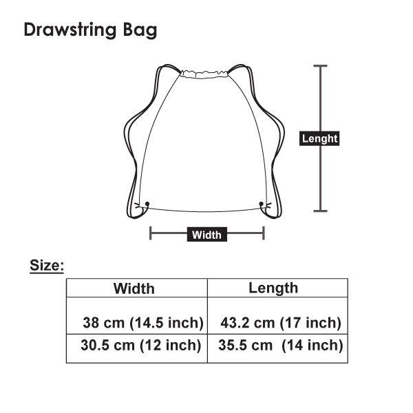 Drastring-Bag