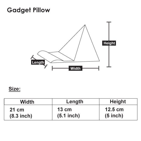 Gadget-pillow