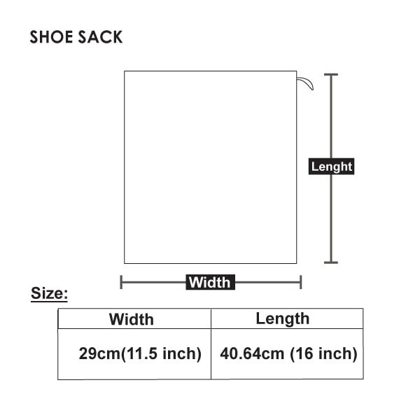 shoes sack