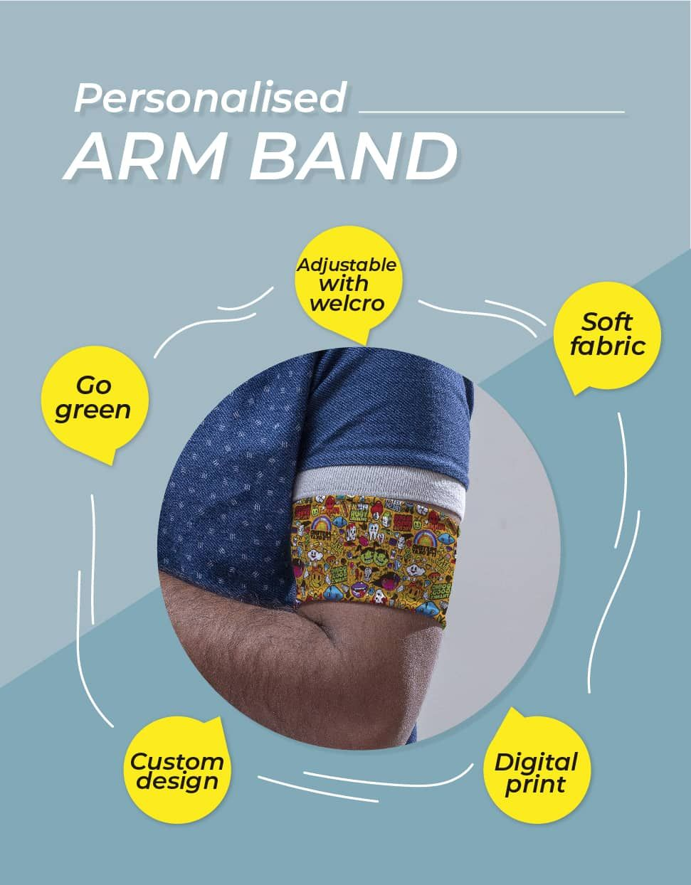 arm band