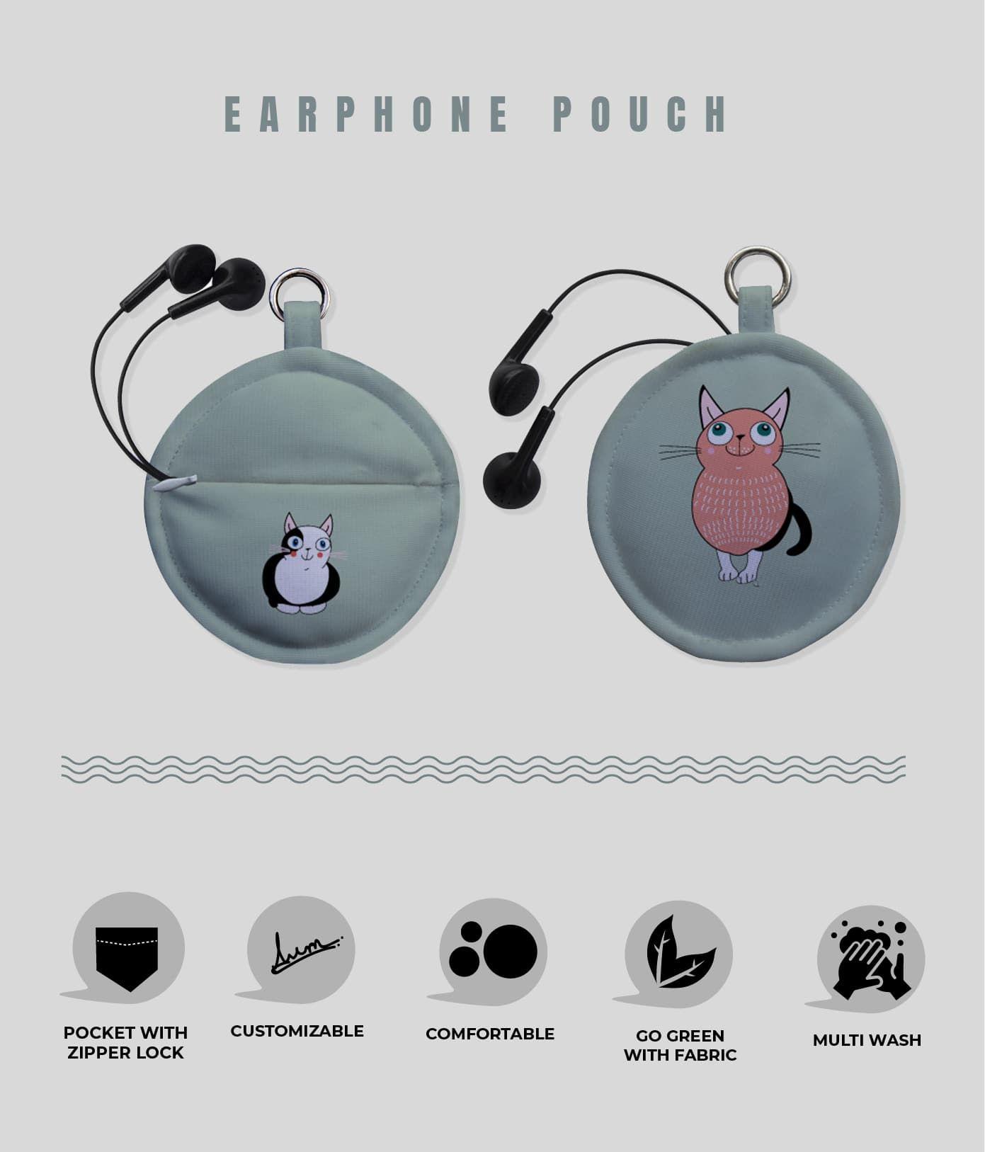 earphone pouch